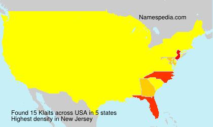 Klaits - USA