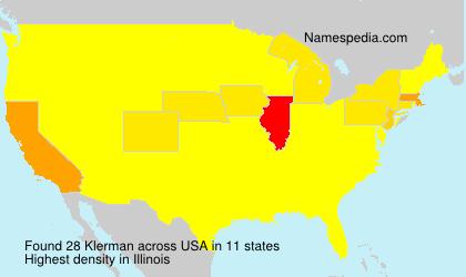 Klerman - USA