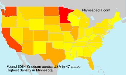 Knudson - USA