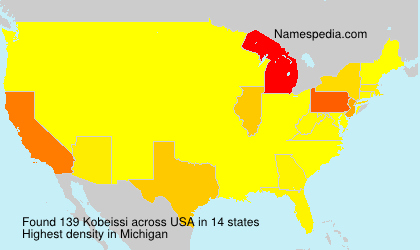 Surname Kobeissi in USA