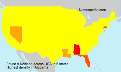 Kociaba - USA