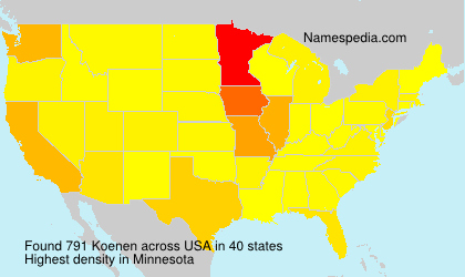 Koenen - USA