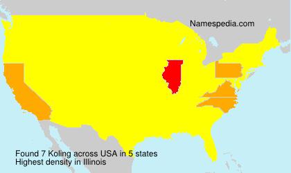 Koling - USA