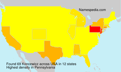 Koncewicz - USA