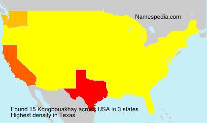 Kongbouakhay