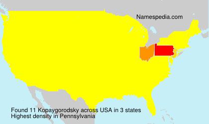 Kopaygorodsky
