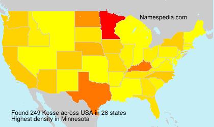 Kosse - USA