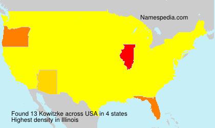 Kowitzke