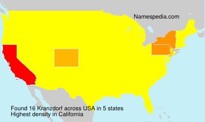 Kranzdorf - USA