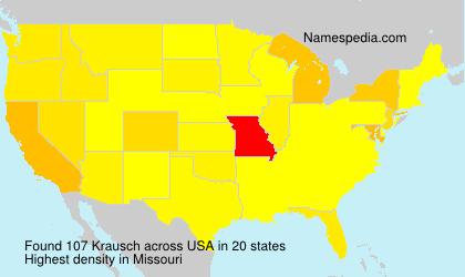 Krausch
