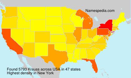 Krauss - USA
