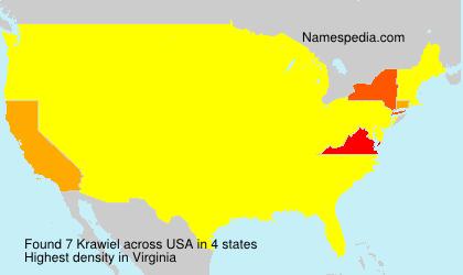 Krawiel - USA
