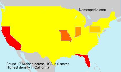 Kreisch - USA