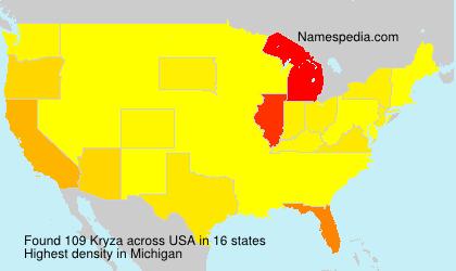 Kryza - USA