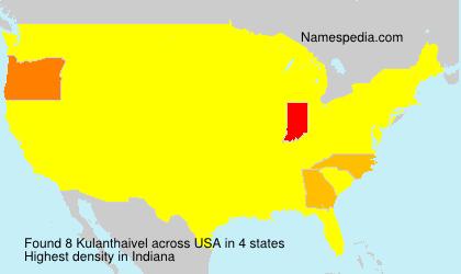 Kulanthaivel - USA