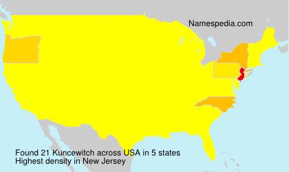 Kuncewitch