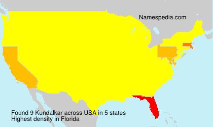 Kundalkar - USA