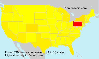 Kunselman - USA