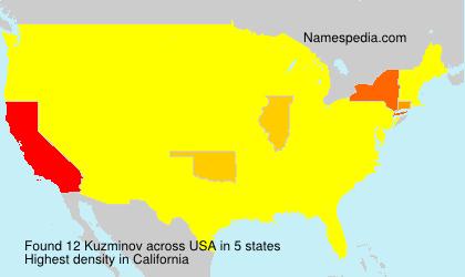 Kuzminov - USA
