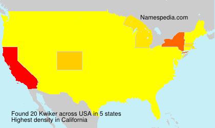 Kwiker - USA