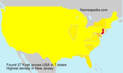 Kyak - USA