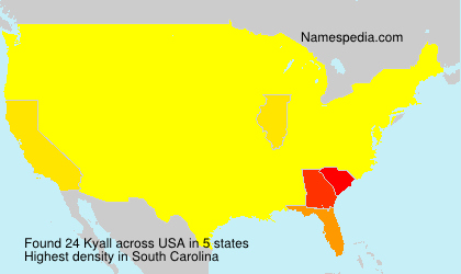 Kyall - USA