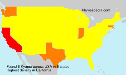 Kyama - USA