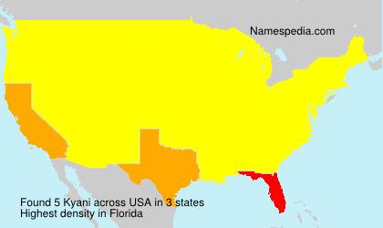 Kyani - USA