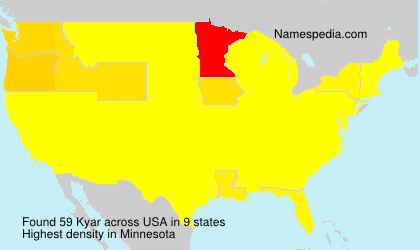 Kyar - USA