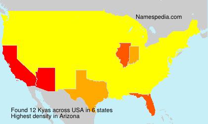 Kyas - USA