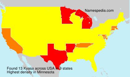 Kyasa - USA