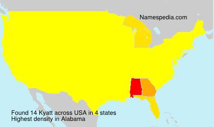Kyatt - USA