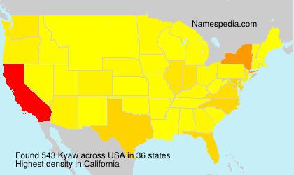 Kyaw - USA