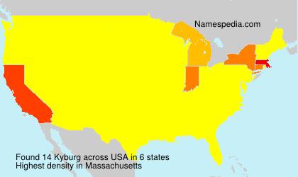 Kyburg - USA