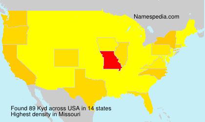 Kyd - USA
