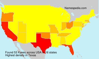 Kyees - USA