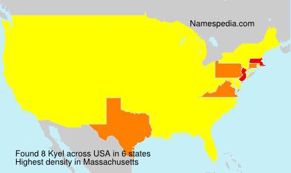 Kyel - USA