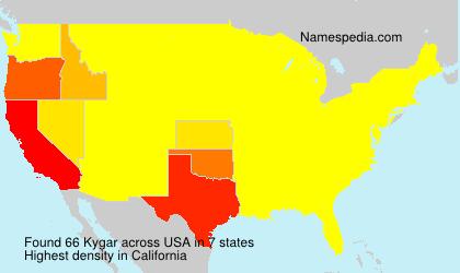 Kygar - USA