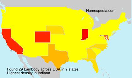 Lambooy