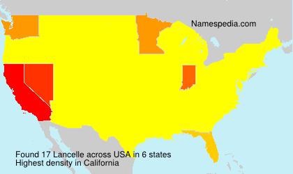 Lancelle - USA