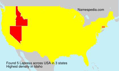 Lapresa - USA