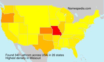 Lathrom