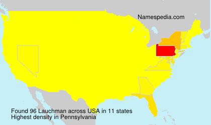 Lauchman