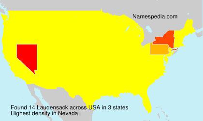 Laudensack