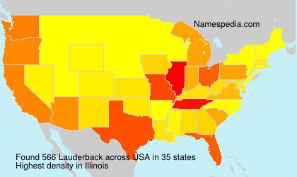 Lauderback