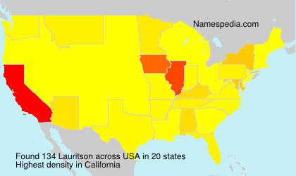 Lauritson
