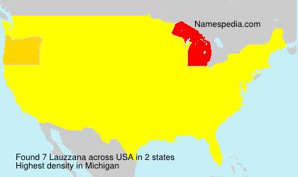 Lauzzana