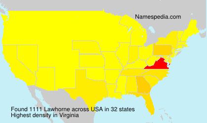Lawhorne