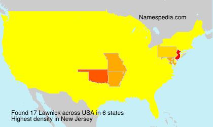 Lawnick