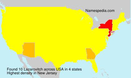Lazarovitch